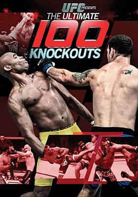 UFC PRESENTS:ULTIMATE 100 KNOCKOUTS BY SILVA,ANDERSON (DVD)