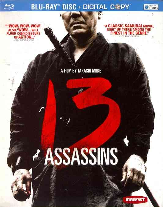 13 ASSASSINS BY YAKUSHO,KOJI (Blu-Ray) -